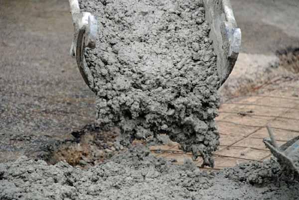 формируемый бетон