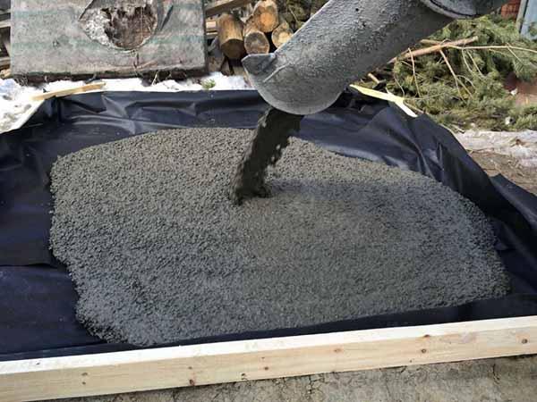 бетон купить солнечногорск